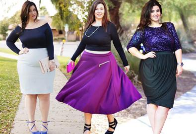 Gu sành điệu của nàng blogger béo