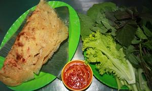 Điểm danh ba quán bánh xèo giá rẻ hot nhất Sài Gòn