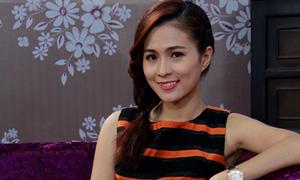 Diễn viên Thùy Trang không thích để bạn trai trả tiền