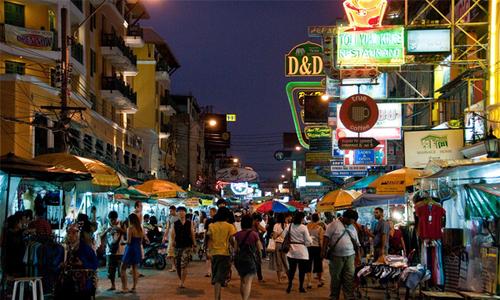 Chọn nơi ở phù hợp khi du lịch Bangkok