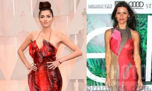 Sao Hollywood thích trang phục của Quỳnh Paris