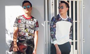 Lương Mạnh Hải tư vấn chọn áo thun mùa hè