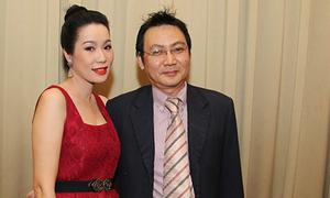 Chồng Trịnh Kim Chi ốm nghén thay vợ