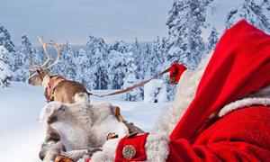 Vùng đất quanh năm là Giáng sinh