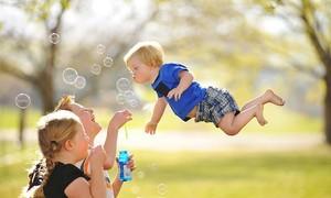 'Wil can fly' của người bố có con mắc hội chứng down