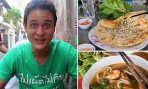 Blogger Mỹ tư vấn địa chỉ ăn ngon ở Sài Gòn