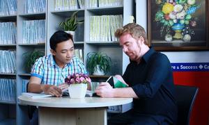 Học tiếng Anh chủ động với AMA Active Learning