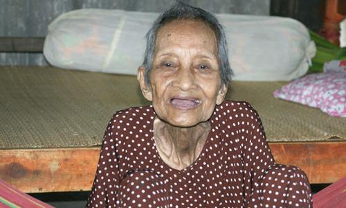 Cụ bà Việt Nam thành người cao tuổi nhất thế giới