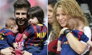Shakira: 'Tình yêu thương không bao giờ là đủ'