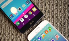 Những điểm G4 'ăn đứt' Galaxy S6 và S6 Edge