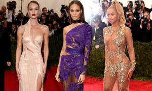 Những bộ cánh sexy nhất Met Gala 2015