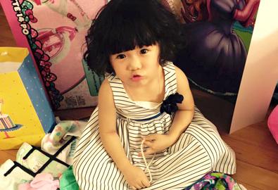 Con gái Thúy Nga tràn ngập quà trong sinh nhật 4 tuổi
