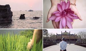 Việt Nam đẹp mơ màng trong video của nghệ sĩ Italy