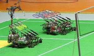 Vòng chung kết Robocon 2015 khai mạc ở Cần Thơ