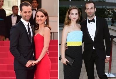 Vợ chồng Natalie Portman - cặp đôi phong cách
