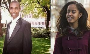 Mang đàn gia súc xin cưới con gái Tổng thống Obama