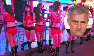 Cầu thủ Chelsea bị cấm 'la cà' khu đèn đỏ Bangkok