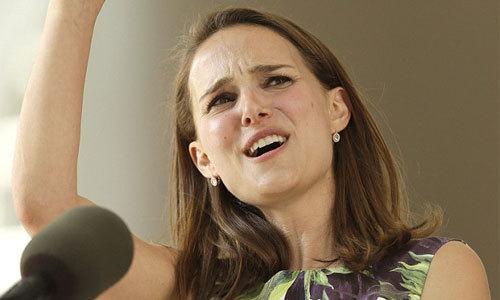 Natalie Portman: 'Chấp nhận rủi ro để thay đổi cuộc sống'