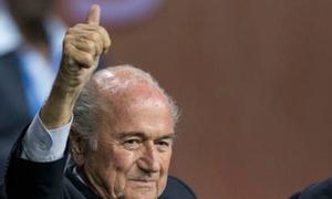 Sepp Blatter lần thứ 5 đắc cử Chủ tịch FIFA