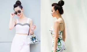 Những mẫu váy cho nàng yêu nét gợi cảm
