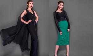 Kim Dung gợi ý chọn váy dạ tiệc ấn tượng, sexy