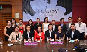 Mỹ phẩm Sakura mở rộng hệ thống phân phối