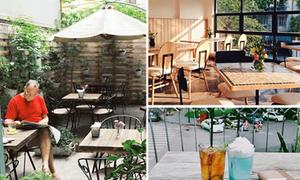 10 quán cà phê giới trẻ nô nức check in ở Hà Nội