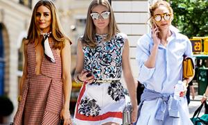 Style hè của 'tiểu thư thời trang' Olivia Palermo