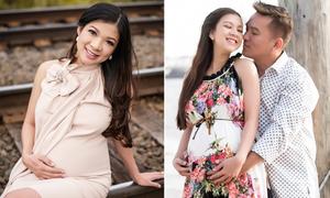Phạm Thanh Thảo: 'Tôi giấu chuyện có thai vì kiêng cữ'