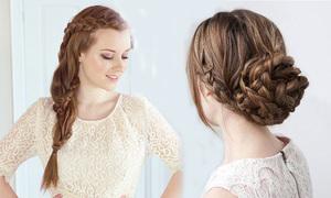 10 kiểu tóc đẹp cho ngày mưa gió