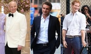 Top 10 người đàn ông có gu thời trang đẳng cấp nhất