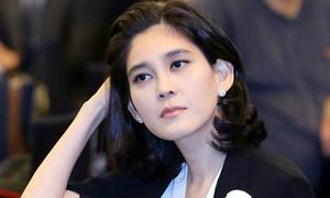 Vẻ đẹp kiêu kỳ của người phụ nữ giàu nhất Hàn Quốc