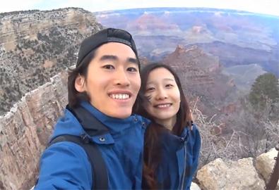 Cặp đôi làm phụ bếp, dọn phòng để kiếm tiền du lịch