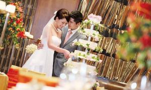 InterContinental Asiana Saigon khuyến mãi mùa cưới