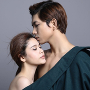 Vợ chồng Trương Quỳnh Anh ngọt ngào