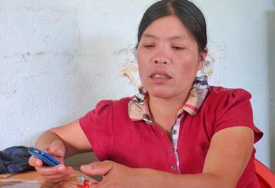 Ánh sáng cuối đường của người vợ nhiễm HIV từ chồng