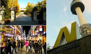 Ăn gì, đi đâu khi chỉ có 3 ngày ở Seoul