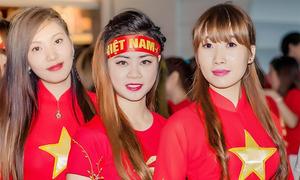 CĐV Việt Nam lập kỷ lục cho sân Đài Loan