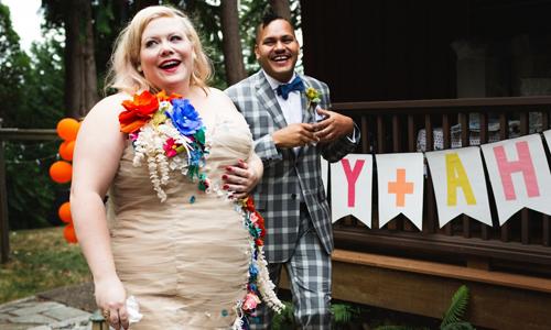 Cô dâu béo chia sẻ hành trình tự tin chuẩn bị cưới