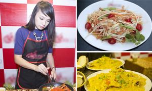 Làm món Thái cùng Minh Nhật MasterChef