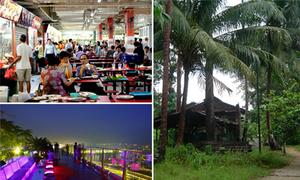 Ba chốn vui chơi ở Singapore ít người ghé qua