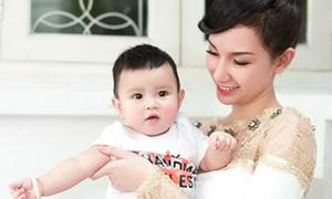 Quỳnh Chi chính thức mất quyền nuôi con