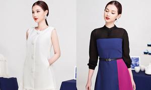 Quỳnh Chi khoe phong cách thời trang mới