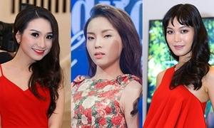 'Bắt lỗi' làm đẹp của mỹ nhân Việt tháng 9