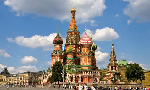 Nhớ tên các điểm đến không thể bỏ qua ở Moscow