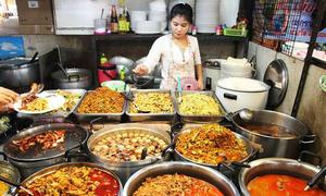 Những 'nhà bếp' của món ăn đường phố thế giới