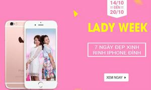 Cơ hội trúng iPhone 6S tại Sendo.vn