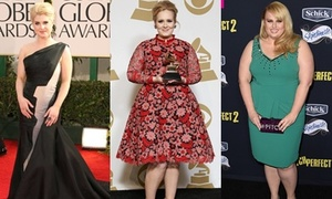 Gu thời trang đa dạng của 4 sao 'mũm mĩm'