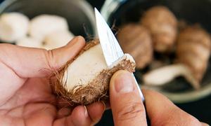 Mẹo bảo vệ tay khi chế biến thực phẩm