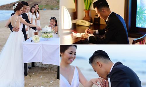 Chú rể Sài Gòn tổ chức đám cưới theo ý cô dâu